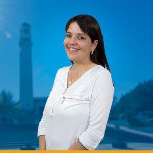 Karen Barriga León, Jefa de Carrera