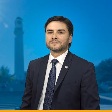 Mario Muñoz Bustos, Director de Departamento